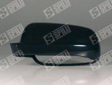 Coquille de rétroviseur gauche / noire pour volkswagen golf (4) de 10/1997 a 05/2004