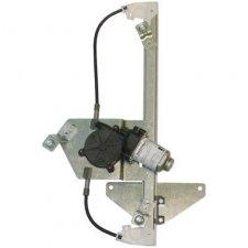 Lève-vitre arrière gauche électrique / Modèle avec fonction confort pour CITROEN C4 PICASSO 5 PLACES DE 02/2007 A 05/201