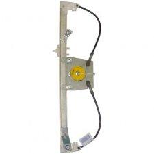 Mécanisme de Lève-vitre avant droit électrique / sans moteur pour PEUGEOT BIPPER A PARTIR DE 10/2007