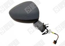 Rétroviseur droit / Réglage électrique / Chauffant / Rabattable électriquement / À peindre pour CITROEN C4 A PARTIR DE 1