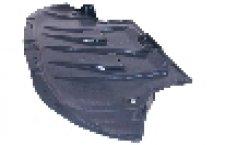 Cache sous moteur avant pour AUDI A4 DE 02/2001 A 09/2004