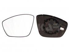Miroir de Rétroviseur gauche / Chauffant pour PEUGEOT 208 A PARTIR DE 06/2015
