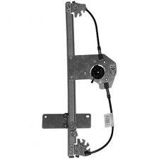Mécanisme de Lève-vitre électrique avant droit / Modèle 4 portes / sans moteur pour PEUGEOT 207 A PARTIR DE 03/2006