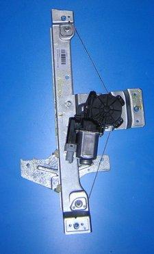 Lève-vitre arrière gauche électrique / avec fonction confort / Modèle Sw pour PEUGEOT 207 A PARTIR DE 03/2006