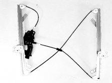 Lève-vitre électrique avant droit / avec fonction confort pour PEUGEOT 1007 A PARTIR DE 04/2005