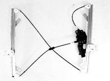 Lève-vitre électrique avant gauche / avec fonction confort pour PEUGEOT 1007 A PARTIR DE 04/2005