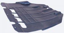 Cache sous moteur / partie arrière pour PEUGEOT 307 (1) DE 03/2001 A 05/2005