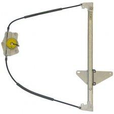 Mécanisme de Lève-vitre avant droit électrique / Modèle 2 portes / sans moteur pour PEUGEOT 307 (1) DE 03/2001 A 05/2005