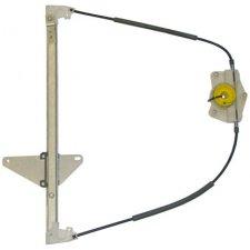 Mécanisme de Lève-vitre avant gauche électrique / Modèle 2 portes / sans moteur pour PEUGEOT 307 (1) DE 03/2001 A 05/200