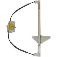 Mécanisme de Lève-vitre avant droit électrique / Modèle 4 portes et Sw / sans moteur pour PEUGEOT 307 (1) DE 03/2001 A 0