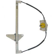 Mécanisme de Lève-vitre avant gauche électrique / Modèle 4 portes et Sw / sans moteur pour PEUGEOT 307 (1) DE 03/2001 A