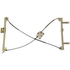 Mécanisme de Lève-vitre avant droit électrique / Modèle cabriolet / sans moteur pour PEUGEOT 307 (1) DE 03/2001 A 05/200