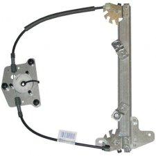 Mécanisme de Lève-vitre arrière droit électrique / sans moteur pour PEUGEOT 407 A PARTIR DE 04/2004