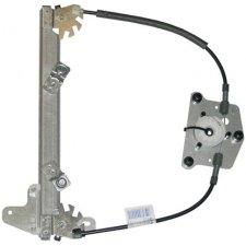 Mécanisme de Lève-vitre arrière gauche électrique / sans moteur pour PEUGEOT 407 A PARTIR DE 04/2004