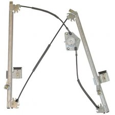 Mécanisme de Lève-vitre avant gauche électrique / sans moteur pour PEUGEOT 807 A PARTIR DE 06/2002