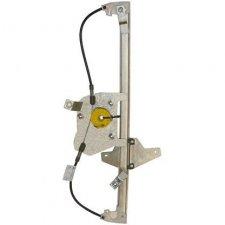 Mécanisme de Lève-vitre électrique avant droit / Modèle 4 portes / sans moteur pour PEUGEOT 308 DE 09/2007 A 04/2011