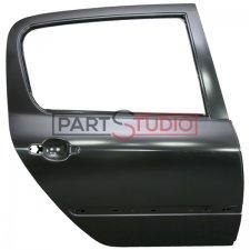 Porte arrière droite / Modèle 5 portes / À peindre / renforcée pour PEUGEOT 307 (1) DE 03/2001 A 05/2005