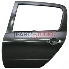 Porte arrière gauche / Modèle 5 portes / À peindre / renforcée pour PEUGEOT 307 (1) DE 03/2001 A 05/2005
