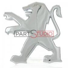 Monogramme arrière (lion) / Modèle 3 et 5 portes pour PEUGEOT 307 (1) DE 03/2001 A 05/2005