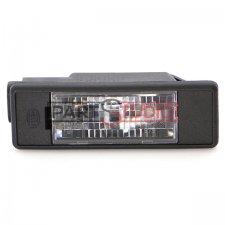 Feu de plaque de police / Droit ou gauche / Modèle 3 et 5 portes et cabriolet pour PEUGEOT 307 (1) DE 03/2001 A 05/2005