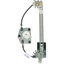 Mécanisme de lève-vitre arrière gauche électrique / sans moteur pour volkswagen golf (4) de 10/1997 a 05/2004