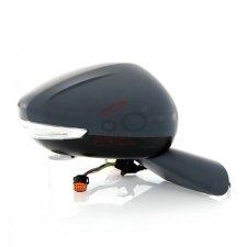 Rétroviseur gauche / À peindre / Réglage électrique / Chauffant / Rabattable électriquement pour CITROEN C4 PICASSO 7 PL