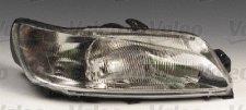 Phare gauche / Ampoule H7 - H7 / Modèle avant mai 1999 pour PEUGEOT 306 (2) DE 03/1997 A 02/2002