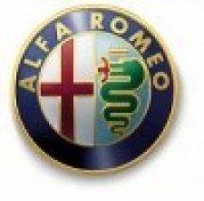 Agrafe de calandre pour alfa romeo type (155) de 11/1991 a 08/1997