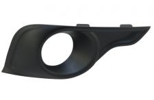 Grille gauche noire de pare-chocs avant pour CITROEN DS4 DE 05/2011 A 10/2015
