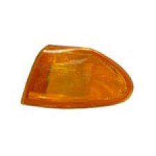 Clignotant avant gauche orange