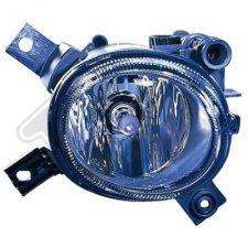 Feu antibrouillard gauche / Ampoule H11 pour AUDI A3 DE 05/2008 A 05/2012