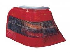 Feu arrière gauche / verre fumé pour volkswagen golf (4) de 10/1997 a 05/2004