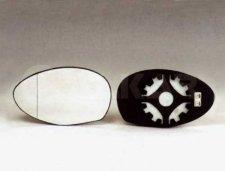 Miroir de rétroviseur droit / chauffant pour alfa romeo type (147) a partir de 10/2004