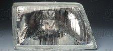 Phare gauche / Ampoule H4 pour PEUGEOT 205 DE 01/1983 A 09/1998