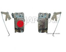 Kit 2 serrures de portes droite et gauche