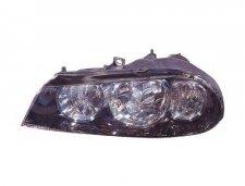 Phare droit / ampoule h7 - h1 pour alfa romeo type (156) de 04/2003 a 11/2006