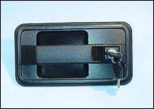 Poignee de porte avant gauche avec cles