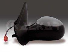 Rétroviseur gauche / À peindre / Réglage électrique / Chauffant / Rabattable électriquement pour PEUGEOT 206 (CC) DE 10/