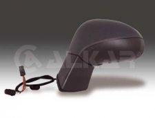 Rétroviseur droit / À peindre / Réglage électrique / Chauffant / Sonde température / Avec feu clignotant pour PEUGEOT 20