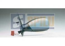Rétroviseur gauche / À peindre / Réglage électrique / Chauffant pour PEUGEOT 306 (1) DE 02/1993 A 02/1997