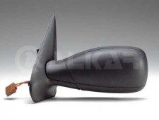 Rétroviseur droit / Noir / Réglage électrique / Chauffant / Sonde température pour PEUGEOT 306 (2) DE 03/1997 A 02/2002