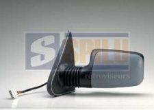 Rétroviseur droit / À peindre / Réglage électrique / Chauffant / Après 1990 pour PEUGEOT 405 DE 06/1987 A 10/1996