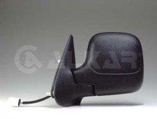Rétroviseur droit / Noir / Réglage électrique / Chauffant pour PEUGEOT PARTNER DE 06/1996 A 10/2002