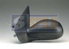 Rétroviseur droit / Noir / Réglage manuel / avant 2003 pour PEUGEOT 206 DE 09/1998 A 02/2009
