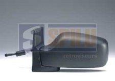 Rétroviseur gauche / Noir / Réglage manuel pour PEUGEOT 806 DE 07/1994 A 09/1998