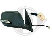 Retroviseur droit electrique chauffant rabattable electriquement 7 pins